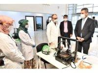 Mamak Belediyesi siperlik üretimine başladı