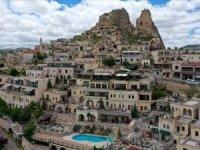 Kapadokya'daki bazı otellerden sağlık personeline yüzde 30 indirim