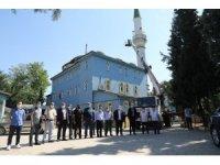 Süleymaniye Paşa Camiinin çevre düzenlemesini İzmit Belediyesi yapacak