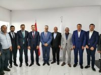 AK Parti Uğurludağ Gençlik Kolları başkanlığına Alper Torun atandı