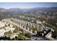 7 kaleli şehir kapılarını turizme aralıyor