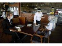 Antikkapı, misafirlerini yeni düzenle ağırlıyor