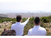 Kartal Aydos Ayazma Kent Ormanı vatandaşın hizmetine açılacak