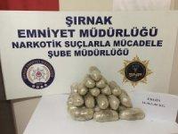 Şırnak'ta kaçakçılık operasyonu: 13 gözaltı