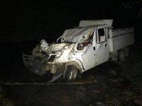 Giresun'da meydana gelen iki ayrı trafik kazasında 2 kişi öldü, 2 kişi de yaralandı