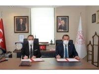Sağlık Bakanlığı ile KMÜ arasında işbirliği protokolü imzalandı