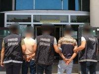 Cizre'de uyuşturucu ticareti yapan 2 kişi tutuklandı