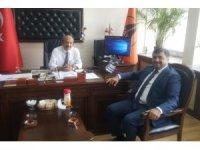 Başkan Şenlikoğlu, Giresun'a yapılacak projelerle ile ilgili Ankara'da