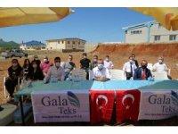 Tunceli'de 400 kişiye istihdam sağlayacak yeni yatırım