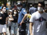 Yarından itibaren maske takmamanın cezası 900 lira