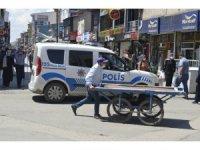 Ağrı'da vatandaşlar yasağa uydu
