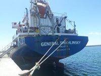 İtalya'da tutuklanan Palmali'ye ait 2 gemide bulunan, 29 mürettebat mağduriyet yaşıyor