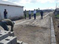 Arpaçay'a 15 yılda yapılmayan hizmetleri AK Partili belediye yaptı