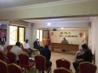Tunceli'de AK Parti'den maske kullanımı için farkındalık programı