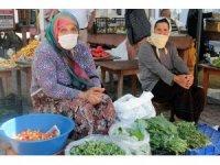 Giresun'da köylü kadınlar kendi ürettikleri organik ürünleri tüketiciyle buluşturuyor