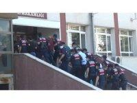 Bolu'da tarihi eser kaçakçısı 7 kişi adliyeye sevk edildi