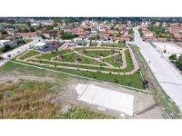 Suluova Belediyesinden tesis atağı