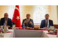 Ardahan Milli Eğitim Müdürü basınla buluştu