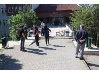 Bolu'da, öğrencilerin YKS heyecanı