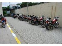 Bayramiç'te motosiklet sorunu ortadan kalkıyor