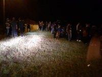 Bulancak'ta kaybolan İkranur'u arama çalışmaları devam ediyor