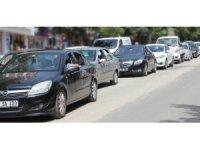 Bayburt'ta trafiğe kayıtlı araç sayısı Mayıs ayı sonu itibarıyla 15 bin 643 oldu