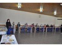 Arpaçay'da Kaymakam Koç, vatandaşlarla buluştu