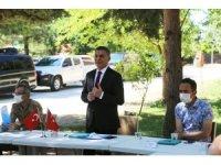 Tunceli'de İl İdare Şube Başkanları Toplantısı