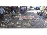 Uşak'ta motosiklet kazası: 2 ölü, 1 yaralı