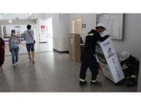 CK Enerji'den pandemi döneminde 4 hastaneye şarj istasyonu