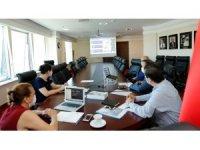 Trakya Üniversitesi TÜBİTAK Başkanı Mandal'ın yer aldığı programa katıldı