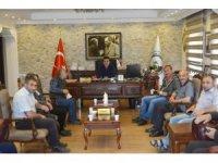 """Başkan Demir: """"Esnafımızın her daim yanındayız"""""""
