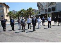 Akçakoca'da Denizcilik ve Kabotaj Bayramı kutlandı