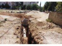Mehmet Akif Mahallesinin altyapısı yenileniyor