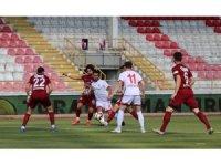 TFF 1. Lig: Boluspor: 1 - Hatayspor: 0