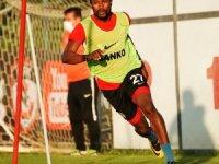 Gaziantep FK'da Twumasi şoku