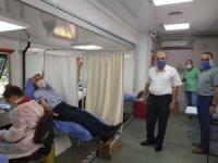 İl Milli Eğitim Müdürlüğü'nden kan bağışına büyük destek