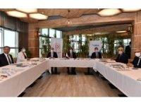 Güney Ege Kalkınma Ajansı, 130'uncu yönetim kurulu toplantısı Denizli'de gerçekleştirildi