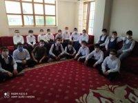 Suluova'da hafız adayları uzaktan eğitimle hafızlıklarını tamamladı