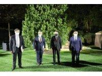 Vali Gürel ve milletvekilleri Bakan Pakdemirli ile istişarelerde bulundu