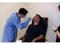 Denizlispor'da korona virüs testleri negatif çıktı