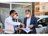 İnegöl Fatih Mahallesi'nin çehresi değişiyor