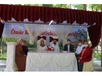 Aşkale'de ilk nikah kıyıldı