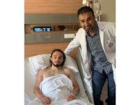 Ziya Alkurt ameliyat oldu