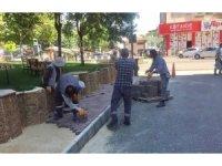Mimar Sinan Parkı çevresinde düzenleme