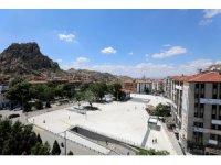 'Millet Kıraathanesi' projesi Zafer Meydanı'nda hayat bulacak