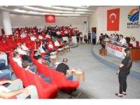 Kumluca Belediyesi faaliyet raporu meclisten geçmedi