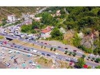 25 sürücüye hız sınırı ihlalinden 7 bin 200 TL ceza kesildi
