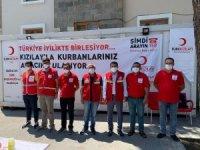 Kızılay'dan 4 milyon kişiye yardım planlaması