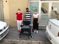Engelli kızın hayatı kolaylaşacak
